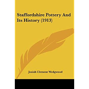 Staffordshire Pottery and Its History (1913)