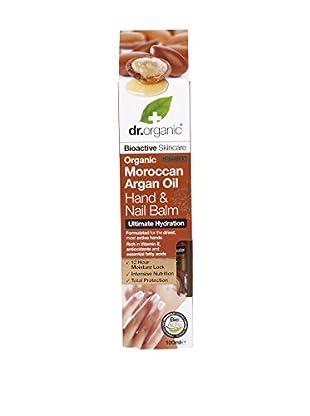 Dr Organic Trattamento Mani e Unghie Moroccan Argan Oil 100 ml