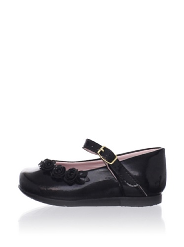 Pampili Kid's Flat (Black)