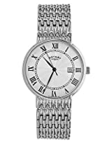 Rotary Silver Analog Men Watch GB0280621