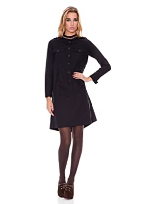 Tonalá Vestido Cocoa (negro)