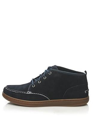 Timberland NMRKTCUPHSCHK 6054R Herren Klassische Sneakers (Blau (Sapphire Suede))