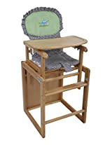 High Chair Natural - H-11