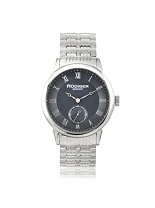 Rudiger Men's R3000-04-011 Leipzig Stainless/Grey Watch