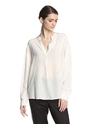 Elizabeth and James Women's Pamela Blouse (Ivory)