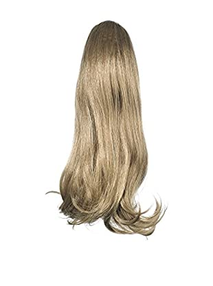 Love Hair Extensions Kunsthaar-Pferdeschwanz India mit Kordel 40,5cm, 10 Medium Ash Brown