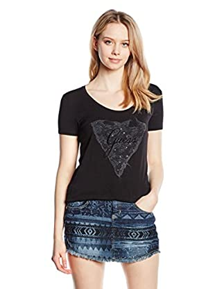 Guess T-Shirt Lace Triangle