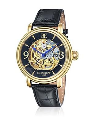 THOMAS EARNSHAW Uhr Longcase schwarz 48  mm