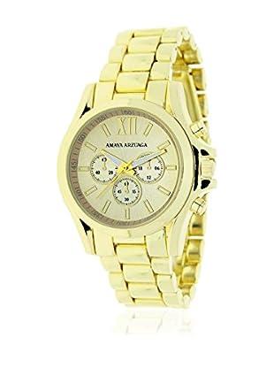 Amaya Arzuaga Reloj de cuarzo Unisex 15RJ0003 38 mm