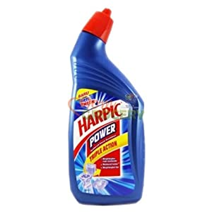 Harpic Power Blue Arrow 1 litre pack