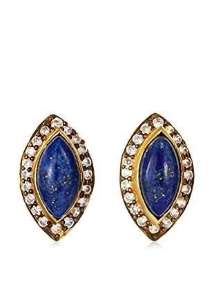 Blossom Box Amla Blue Lapis Earrings