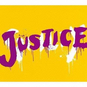 ☆CD/GLAY/JUSTICE (DVD付)