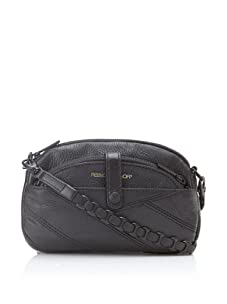 Rebecca Minkoff Women's Jelly Bean Cross-Body Clutch (Black)