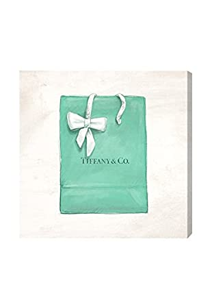 Oliver Gal Jewelry Shopping Bag Canvas Art