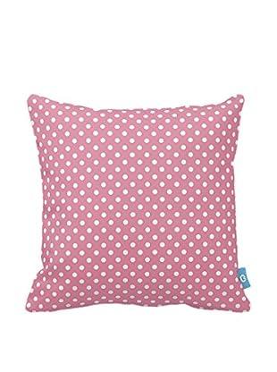 Your Living Room Kissen rosa/weiß