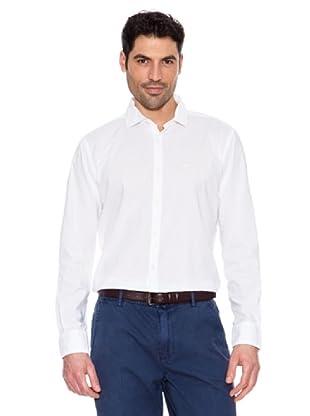 Pedro Del Hierro Camisa Print (Blanco)