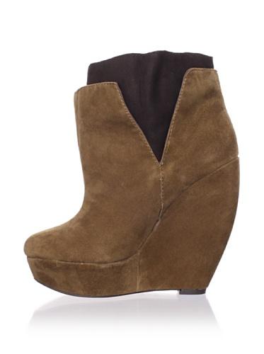Joe's Jeans Women's Gala 2 Ankle Boot (Medium Brown)