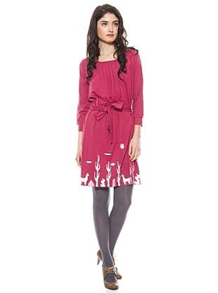 La Casita de Wendy Vestido Cactus (Rosa)