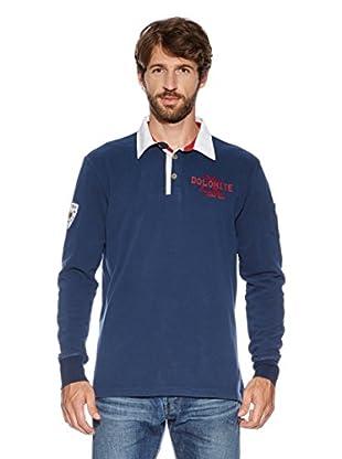 Dolomite Polo Fitz Roy Mr (Azul Marino)