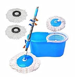 Gauba 360 Degree Magic Spin Mop