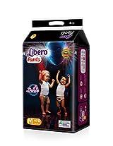 Libero Medium Size Pant Diapers (40 Counts)