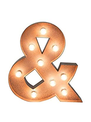 Surdic Panel Decorativo Luminoso Ampersand Light