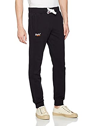 Superdry Pantalone Felpa Orange Label Slim Lite Jogger