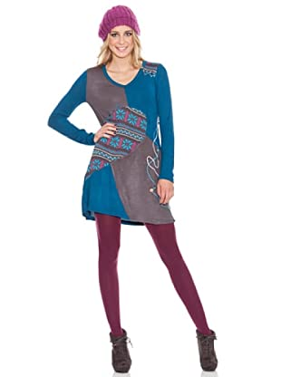 HHG Vestido Gemma (Azul)