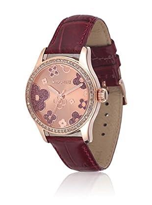 Metropolitan Reloj de cuarzo  Rojo 36 mm