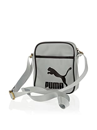 Puma Umhängetasche Originals Portable, 2 liters (limestone gray-black)