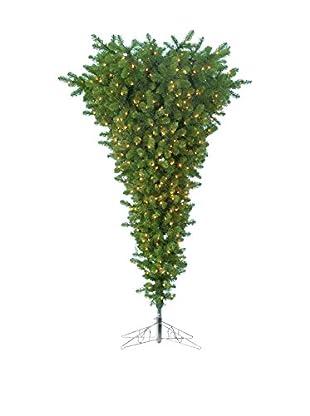 Kurt Adler 4.5' Pre-Lit Upside Down Tree