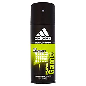 Adidas Pure Game Deodrant Spray