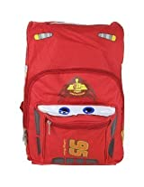 "15"" Disney Pixar Cars Lightning Mcqueen Backpack-tote-bag-school"