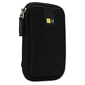 Case Logic Portable Hard Drive Case Molded Eva Black