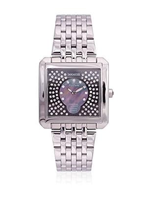 Lancaster Uhr mit Miyota Uhrwerk Grandame Carré Steel  35 mm
