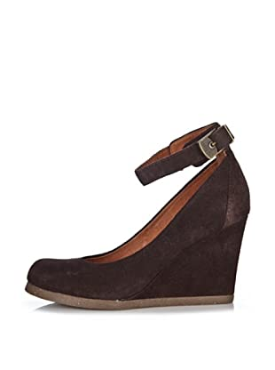 Scholl Contemporary Zapatos Jani (Marrón Oscuro)