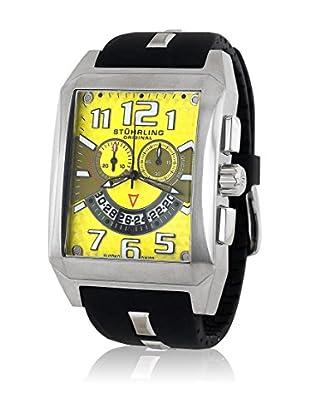 Stuhrling Original Reloj con movimiento cuarzo suizo Man Mad C2 42 mm