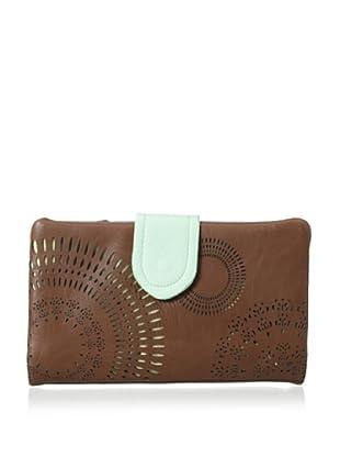 Desigual Women's Woven Long Wallet, Multi