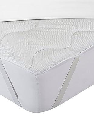 Pikolin Home Topper fibra 3cm Termoregolatore Confortevole Traspirante