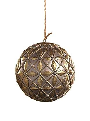 Diamond Burst Ball Ornament, Small
