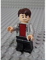 Lego Minifig Jurassic World 014 Zach A