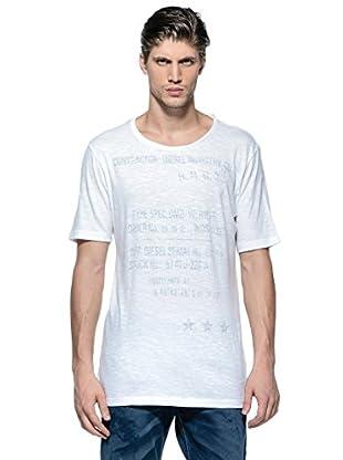 Diesel Camiseta T-Surai-Rs (Blanco)