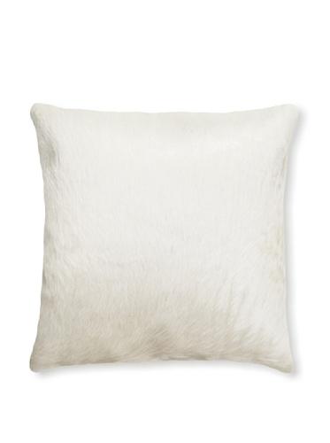 Natural Torino Cowhide Pillow (Natural)