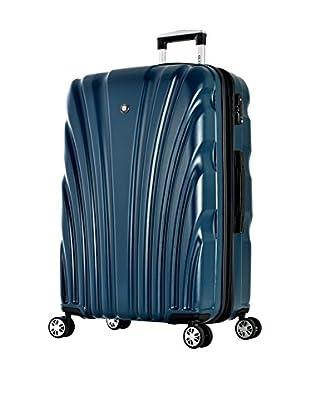 Olympia Vortex Mid-Size Hardcase Spinner Bag, Dark Green