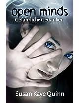 Open Minds - Gefährliche Gedanken (Mindjack #1) (German Edition)