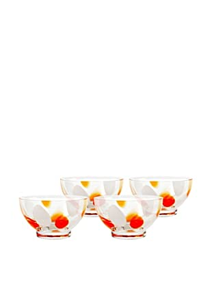 Set of 4 Cloud Bowls