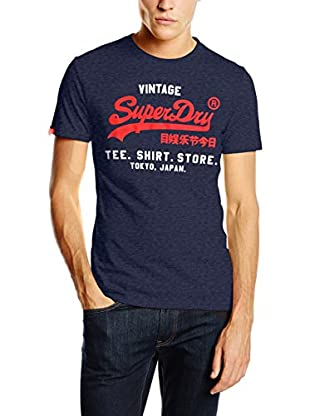Superdry T Manica Corta Shirt Shop Duo