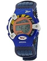 Titan Zoop Digital Grey Dial Children's Watch - C3002PV02