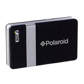Polaroid インスタントモバイルプリンター PoGo ブラック CZJ-10011BB ポラロイド