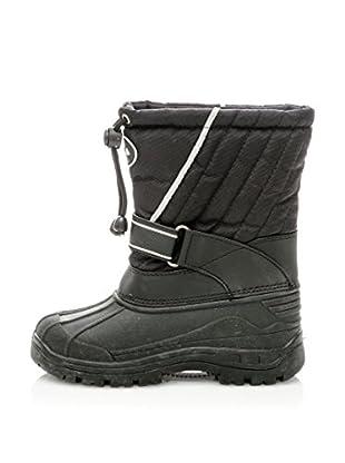 Vertigo Botas de Nieve Booster Kid (Negro)